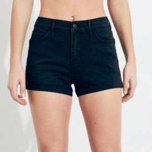 Gloria Vanderbilt Highwaist Raw Hem shorts 2pairs